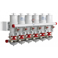 WATER/FUEL SEPARATORS