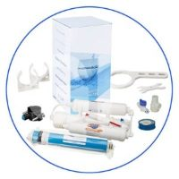 3 stage reverse osmosis systems for aquarium