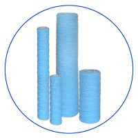 Antimicrobial PP Yarn Sediment filter cartridge