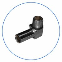 EB14LW-B Brass Outlet Faucet Adapter For Filter