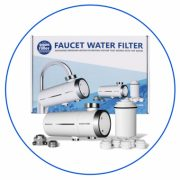 FH2018-1-AQ Faucet Water Filter2