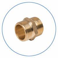 FXCG1-B Brass, Threaded Filter Housing Connector