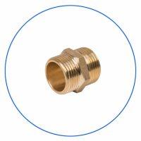 FXCG12-B Brass, Threaded Filter Housing Connector