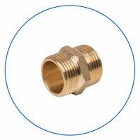 FXCG34-B Brass, Threaded Filter Housing Connector