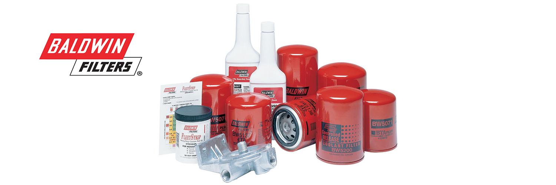 Φίλτρα λαδιού, φίλτρα αέρος, φίλτρα πετρελαίου, φίλτρα βενζίνης, φίλτρα ναυτιλίας, φίλτρα βιομηχανίας μηχανημάτων, φίλτρα αυτοκινήτων, φίλτρα αυτοκινήτων, φίλτρα φορτηγών, υδατοπαγίδες, ειδικές κατασκευές φίλτρων.