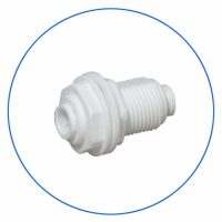 AQ-AxBUx-W Threaded Connector With Nuts
