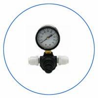 KCGA-PREG Pressure Gauge With Pressure Regulator
