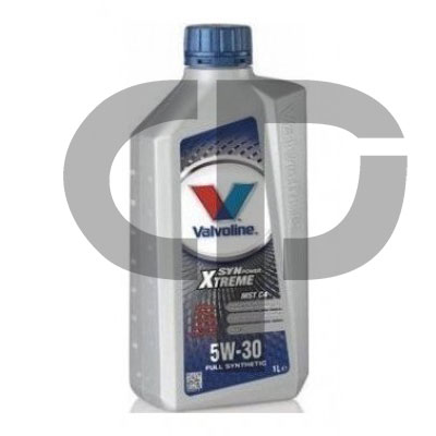 VALVOLINE SYNPOWER MST C4 5W-30 - General Filters